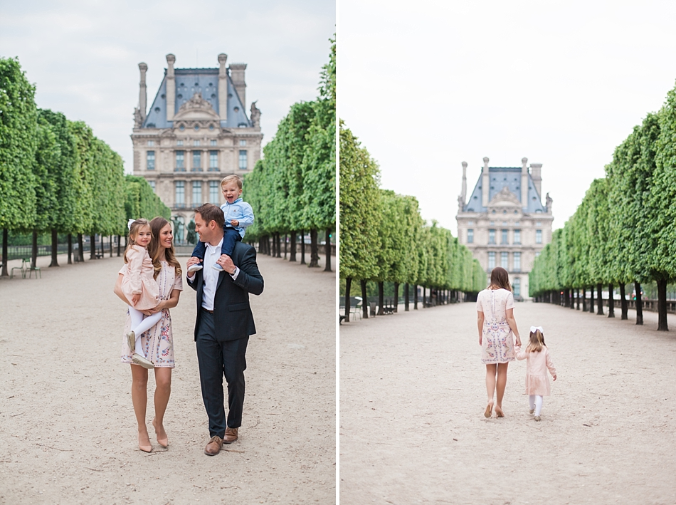 De Tuileries Garden in Paris